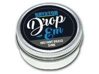 Kryston Drop'em Braid Sink Tungsten Paste