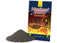 Pastura Browning BBQ Black Halibut Method Mix Groundbait