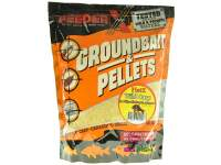 FeederX Wild Carp Groundbait