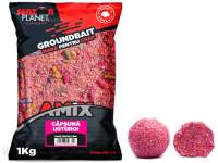Senzor Amix Strawberry & Garlic Pink Groundbait