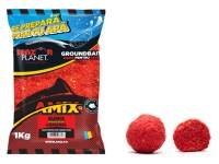 Senzor Gumix Strawberry Groundbait 1kg