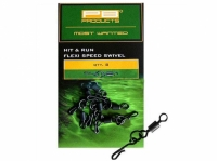 PB Products Hit & Run Flexi-Rig Speed Swivel