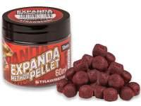 Pelete de carlig Benzar Mix Expanda Method Pellet Strawberry