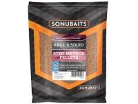 Sonubaits Stiki Krill and Squid Method Pellets