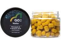 Spotted Fin GO2 Natural Wafter Pineapple and N-Butyric Acid Pellet 8mm