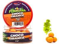 Pop-up Senzor Fumigena Choco Orange