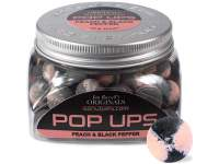 Pop-up Sonubaits Ian Russell Original Peach and Black Pepper