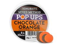 Sonubaits Mixed Method Chocolate Orange Pop-ups