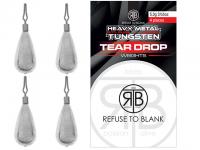 RTB Tungsten Tear Drop Weights