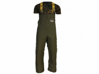 Team Vass 175 Khaki Edition Waterproof Bib & Brace