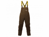 Team Vass 175 Winter Lined Bib & Brace Khaki