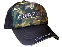 Sapca Crazy Fish Trucker Pro Cap