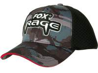 Sapca Fox Rage Camo Trucker Cap