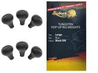 Select Baits Tungsten Pop-up Rig Weights