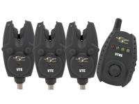 Set senzori 4+1 VTE Carp Spirit