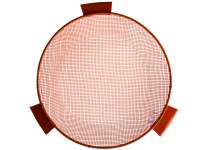 Sita Genlog Round Riddle Orange