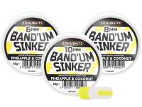 Sonubaits Pineapple and Coconut Band'um Sinkers