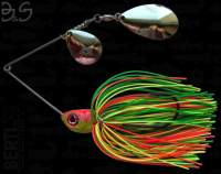 Spinnerbait Berti Gigant B&S Colorado / Indiana 17g Firetiger