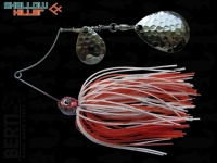 Spinnerbait Berti Shallow Killer 11g Colorado / White-Red