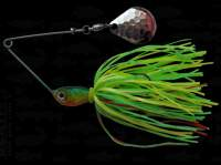 Spinnerbait Berti Skirt 7g Colorado Firetiger