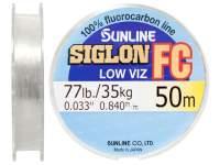 Sunline Fluorocarbon SIGLON FC 50m