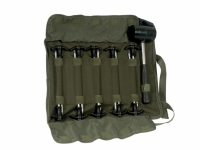 TF Gear Hardcore Bivvy Pegs with Mallet