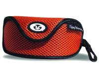 Toc ochelari Flying Fisherman Mesh Sunglass Case Orange
