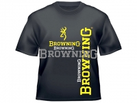 Tricou Browning T-Shirt Black