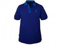 Tricou Preston Polo Two Tone Navy-Blue
