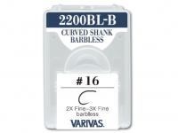 Carlige Varivas Fly 2200BL-B 2x-3x Fine Barbless