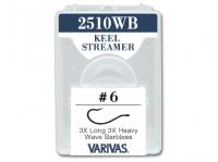Carlige Varivas Fly Kell Streamer 2510WB Barbless