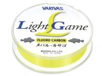 Varivas Light Game Fluo 80m