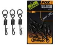 Fox Edges Kwik Change Heli Swivels