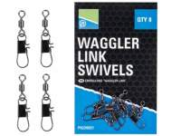 Vartejuri Preston Waggler Link Swivels