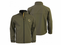 Vass Team Vass Casual Khaki Soft Shell Jacket