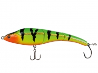 Vobler Sebile Magic Swimmer 17cm 42.5g Fire Tiger Gold