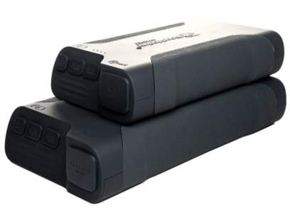 Acumulator RidgeMonkey Vault C-Smart Powerpack Gunmetal Grey