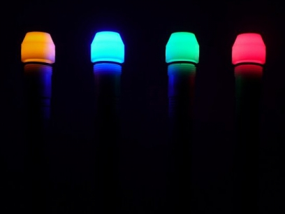 Baliza luminoasa ICC Big Foot 3 Colours Changing