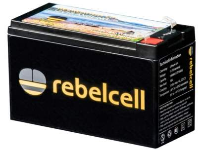 Baterie RebelCell 12V/18A Li-Ion