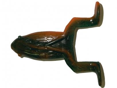 Big Bite Baits Top Toad 9cm Fire Tiger Swirl 09