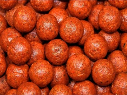 Select Baits boilies Bio-Krill+ N-Butyric & Indian Spice