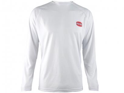 Bluza Penn Performace Long Sleeve White