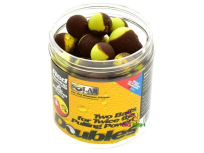 Boilies de carlig Solar Red Herring and Top Banana Double Wafters