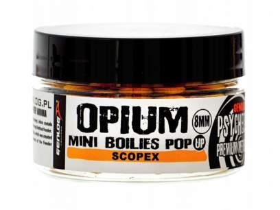 Boilies Genlog Mini Boilies Pop Up Scopex
