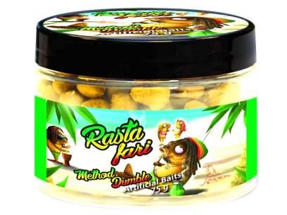 Boilies Radical Method Dumble Rastafari