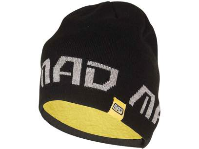 Caciula MAD Fleece Knitted Beanie