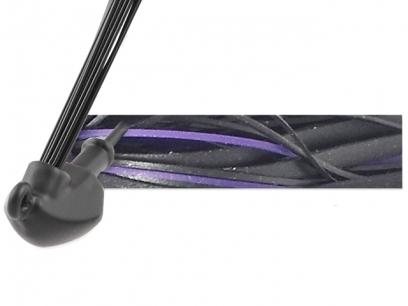 Colmic jig Buster antibradis 10.5g Black/Purple