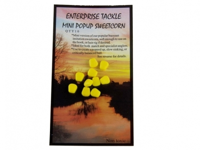 Enterprise Tackle Mini Pop-up Sweetcorn
