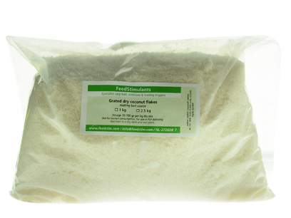 FeedStimulants Grated Coconut Flakes