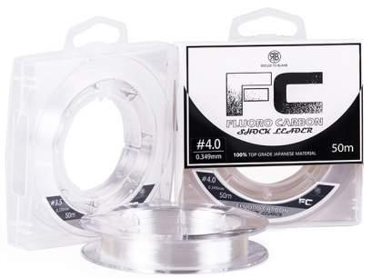 Fir fluorocarbon RTB FC FluoroCarbon Shockleader Clear 50m